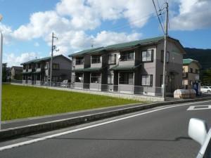 北山ガーデンパレス アパート新築
