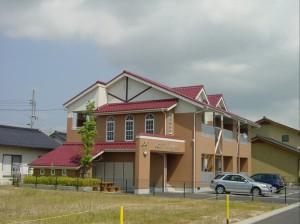 ロフトヴィレッジ アパート新築(A棟 )
