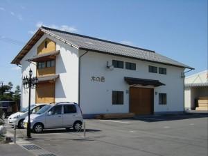 ㈱キムラ様 檜倉庫新築(木造)