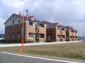 ロフトヴィレッジ アパート新築 (B・C・D棟)