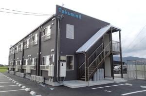 TakuminⅡ アパート新築